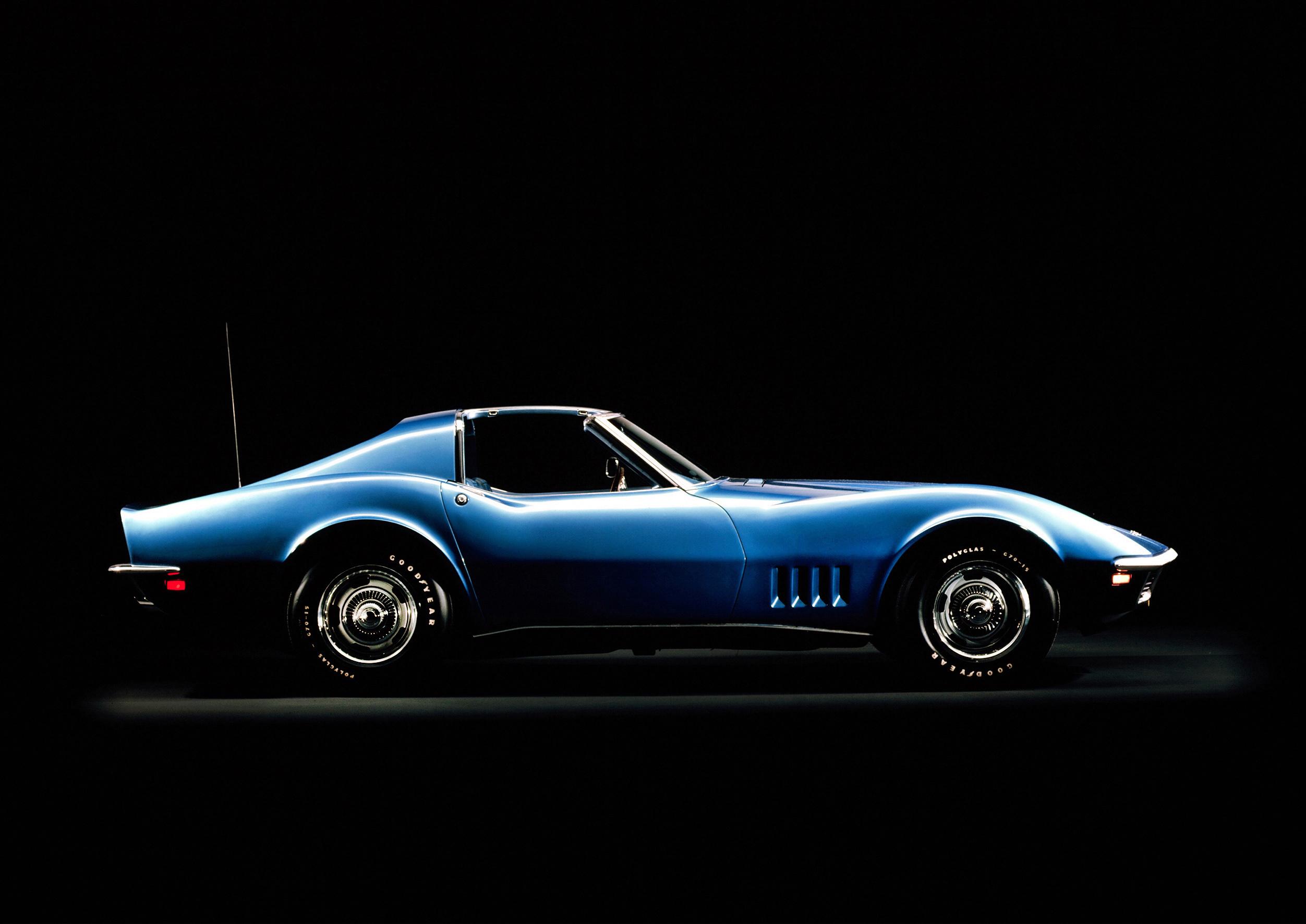 About Corvette – National Corvette Museum