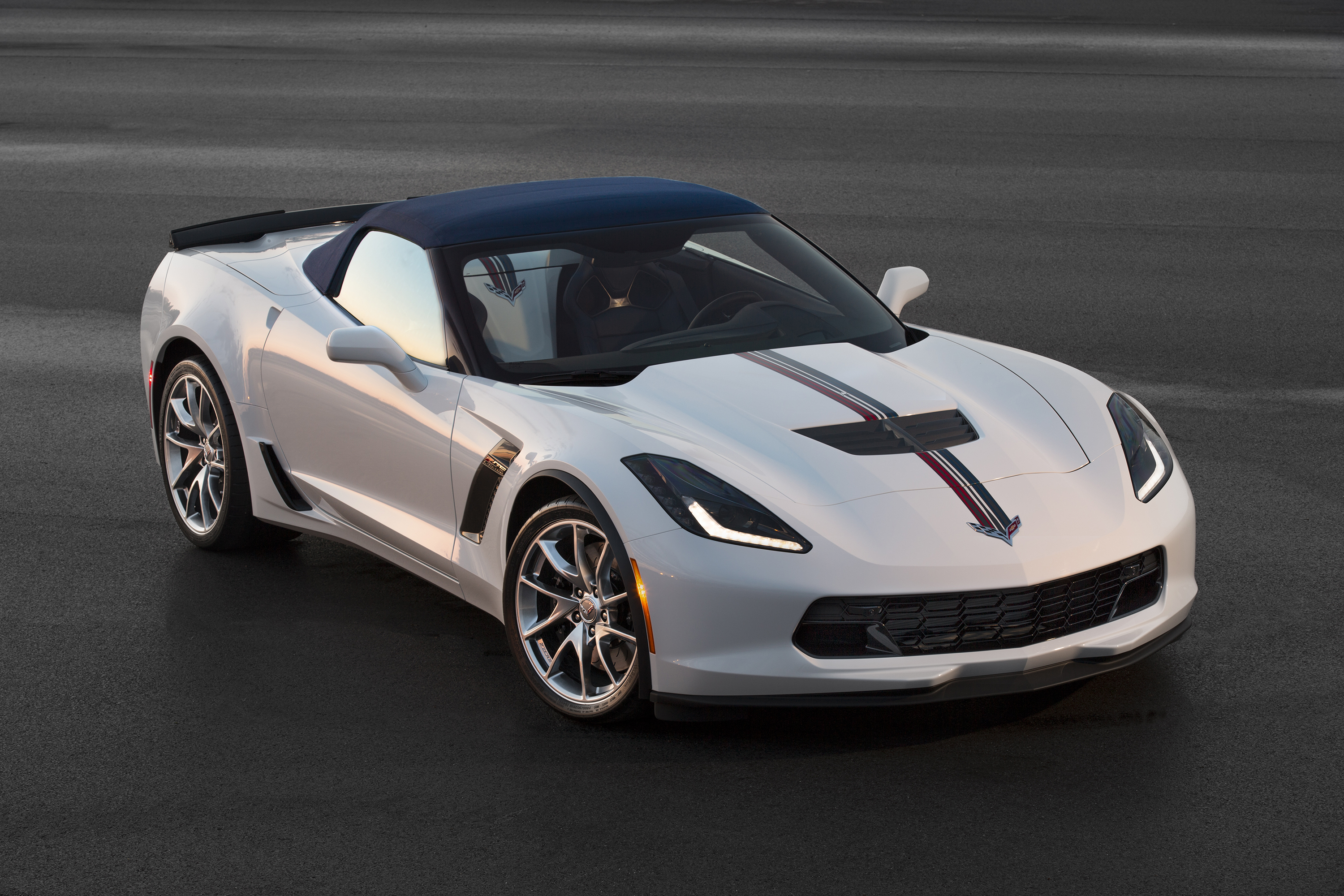Chevrolet Corvettez Twilightblue