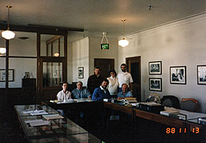 The First Meeting of NCRS Foundation