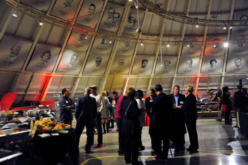 Skydome Reception