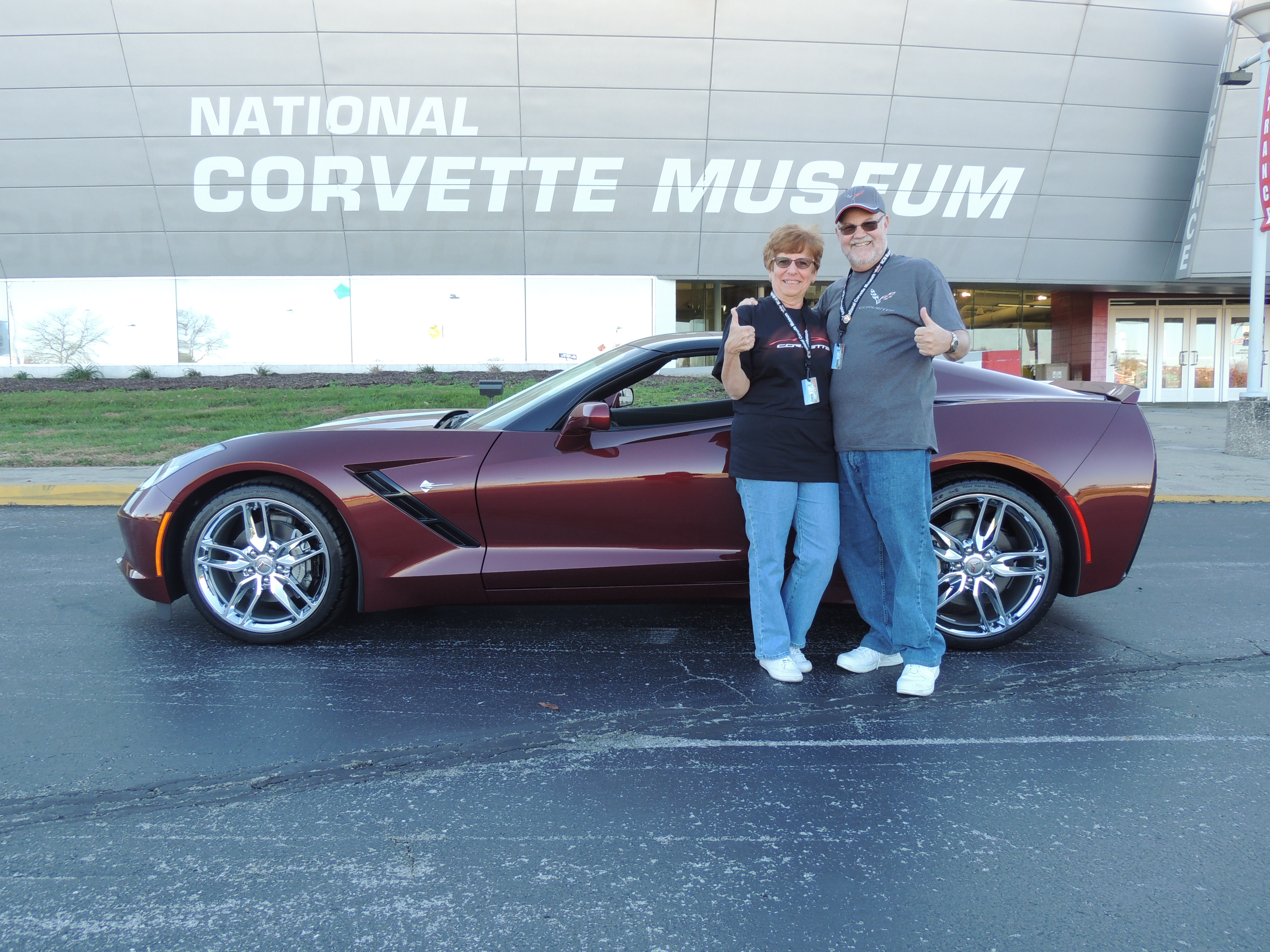 2015 raffle winners national corvette museum. Cars Review. Best American Auto & Cars Review