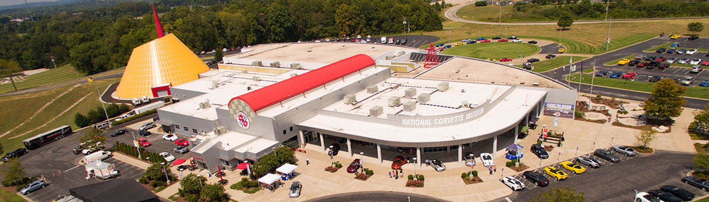 National Corvette Museum >> About The Museum National Corvette Museum