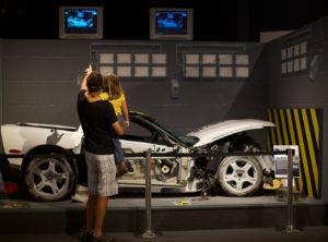 National Corvette Museum Exhibits