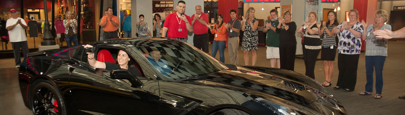 Corvette Museum Delivery Programs