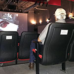Chevrolet Theater Seats