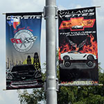 Club Parking Lot Banners
