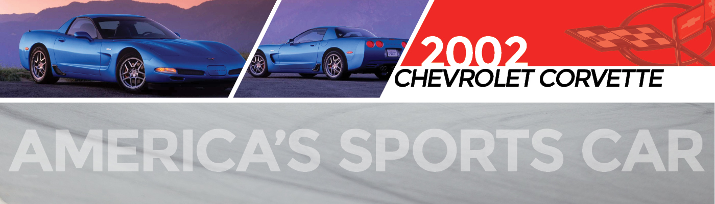 2002 Corvette
