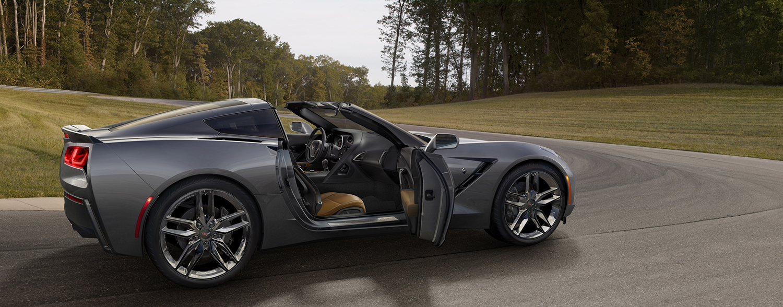 Corvette c7 chevy corvette : 2014 Corvette Specs – National Corvette Museum
