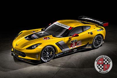 The new Corvette C7.R, which was codeveloped with the 2015 Corvette Z06, will compete in GT Le Mans class of the TUDOR United SportsCar Championship. The C7.R will make its competition debut at the 52nd Rolex 24 At Daytona on Jan. 25-26.