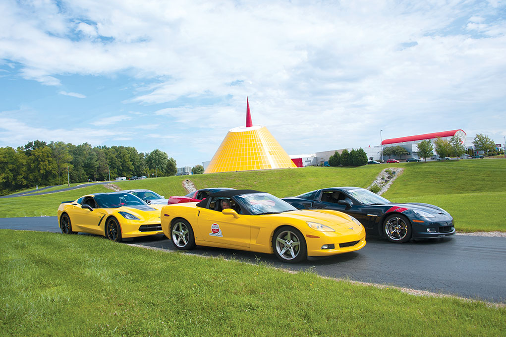 National Corvette Museum to Celebrate 25th Anniversary with 6th National Corvette Caravan