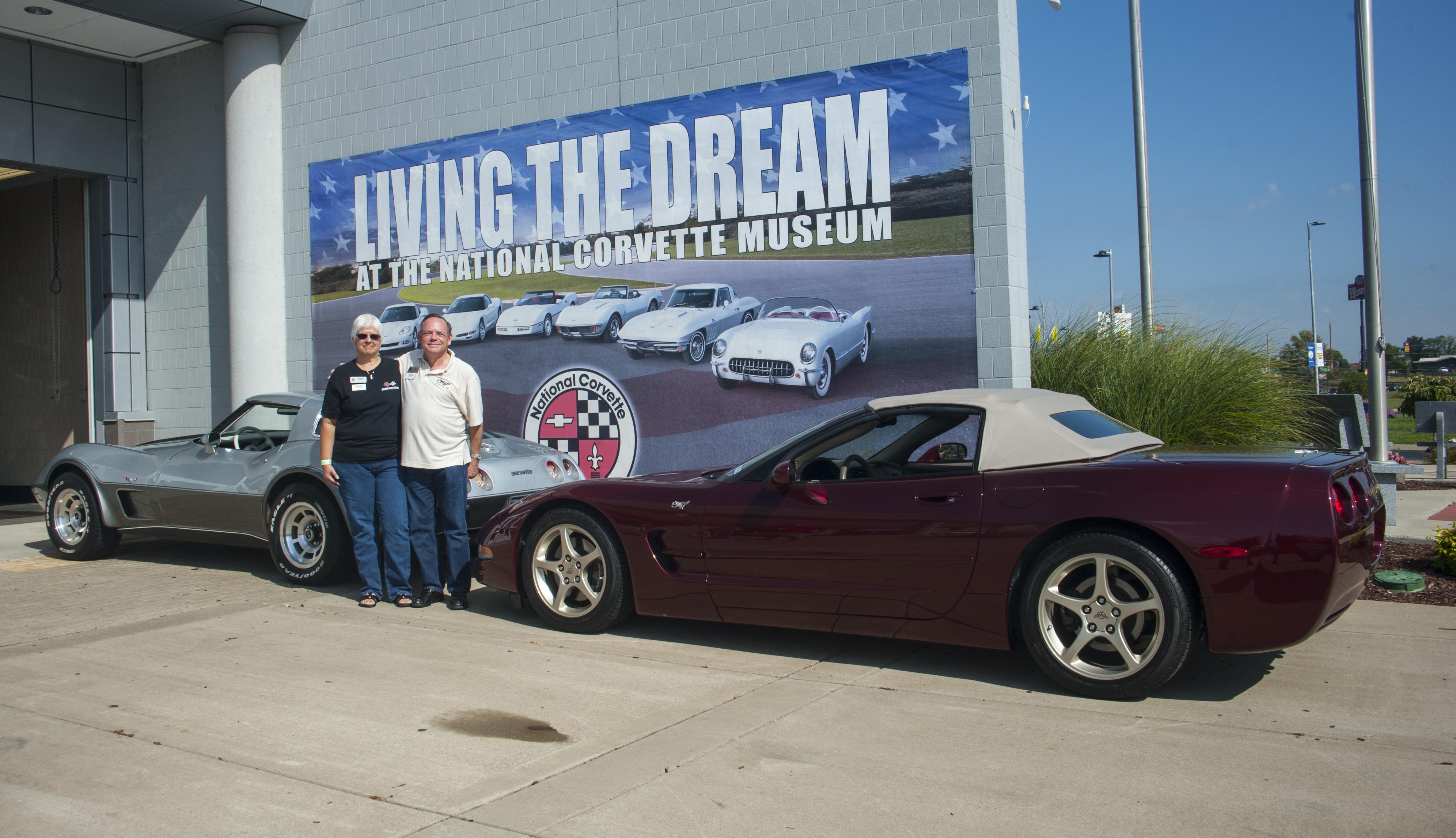Conde Corvette Donation
