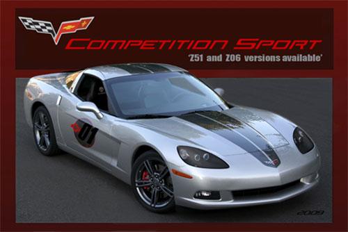 Competition Sport Corvette