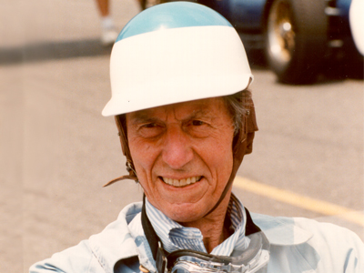 John Fitch - Corvette Hall of Fame