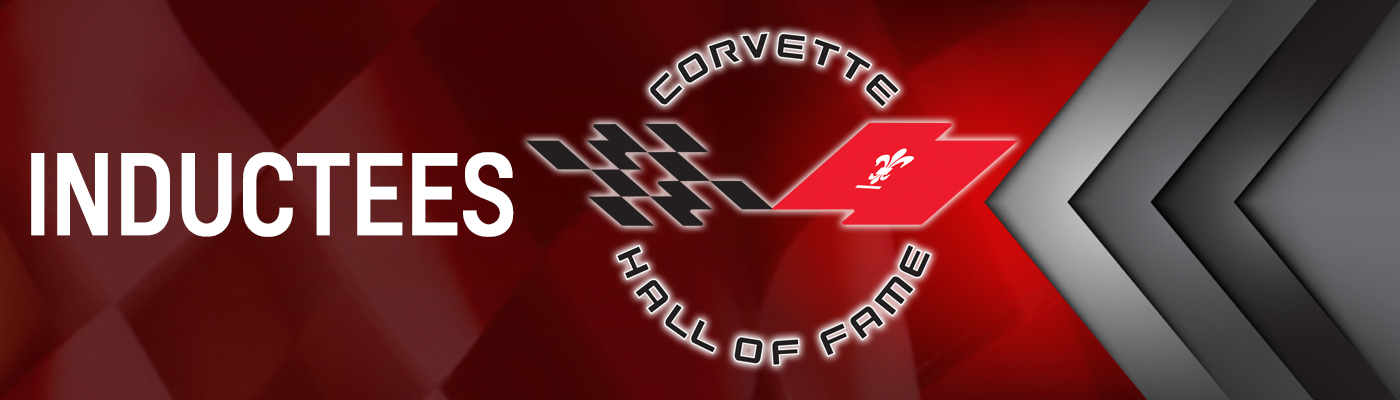 Corvette Hall of Fame Inductees