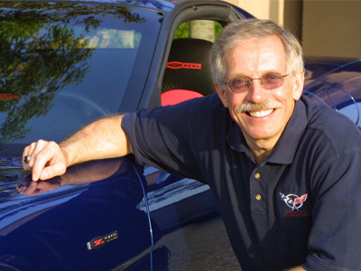 David Hill - Corvette Hall of Fame