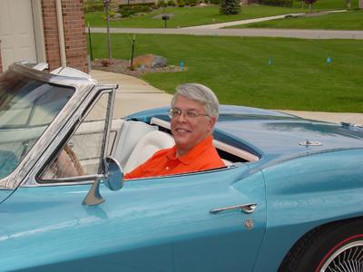 John Hinckley - Corvette Hall of Fame