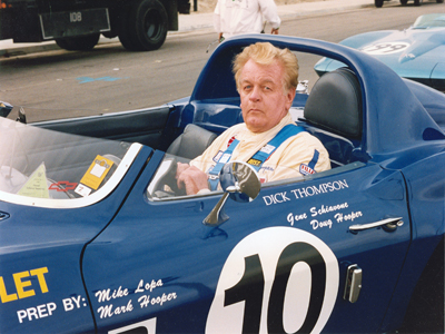 Doug Hooper - Corvette Hall of Fame