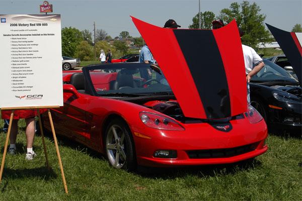 2007 Corvette Specs – National Corvette Museum