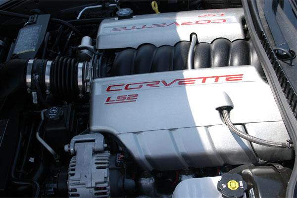 2007 Corvette Specs National Corvette Museum