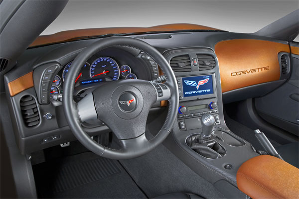 2008 Corvette Specs National Corvette Museum