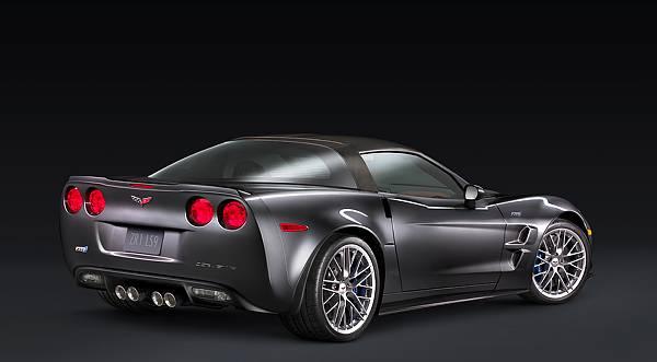 2009 Corvette – National Corvette Museum