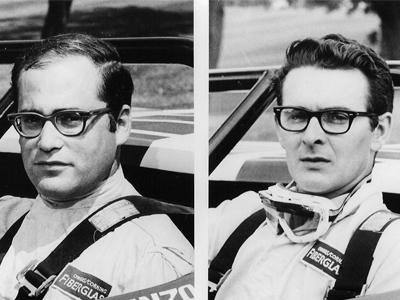 Tony De Lorenzo and Jer Thompson