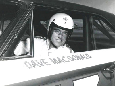 Dave MacDonald - Corvette Hall of Fame