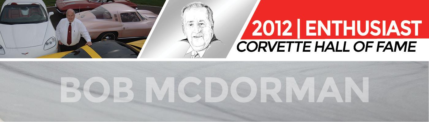 Bob McDorman