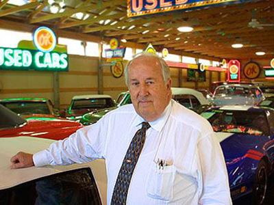 Bob McDorman - Corvette Hall of Fame