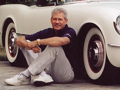 Chip Miller - Corvette Hall of Fame