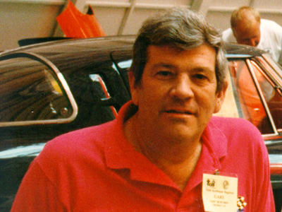 Gary Mortimer - Corvette Hall of Fame