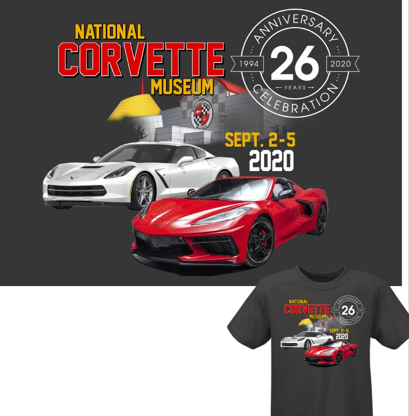 26th Anniversary Celebration @ National Corvette Museum