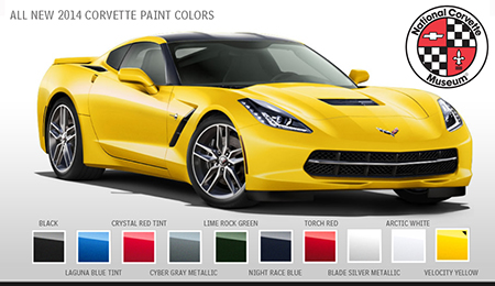 Exterior Paint Colors 2014 corvette 2014 exterior colors available,exterior.printable