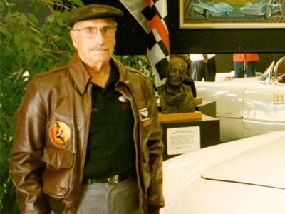 Ray Quinlan - Corvette Hall of Fame