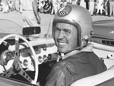 Dick Thompson - Corvette Hall of Fame