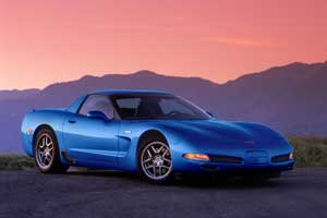 2002 Corvette Specs – National Corvette Museum