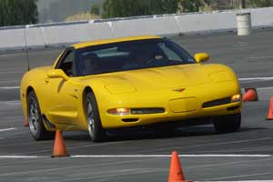 It's important to keep in mind that with Corvette - and especially with the Z06 - buyers are purchasing a vehicle that has been thoroughly tested under all conditions. - Dave Hill.