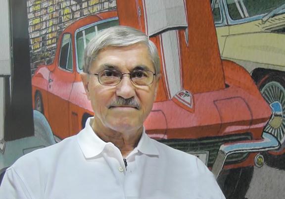 Ralph Kramer Gm Chevrolet 2016 Corvette Hall Of Fame