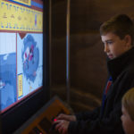 Rescue the Corvettes from the sinkhole with this digital crane game.