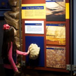 Learn about how caves form and even check out some sample rocks.