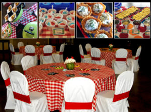 Picnic Themed Event at the Corvette Museum