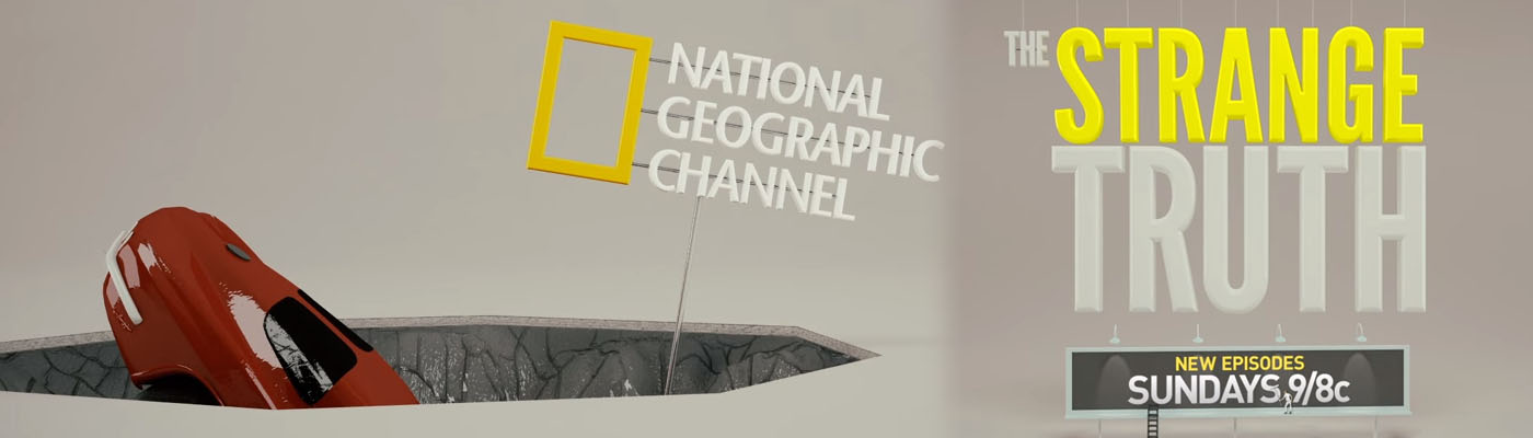 The Strange Truth on National Geographic