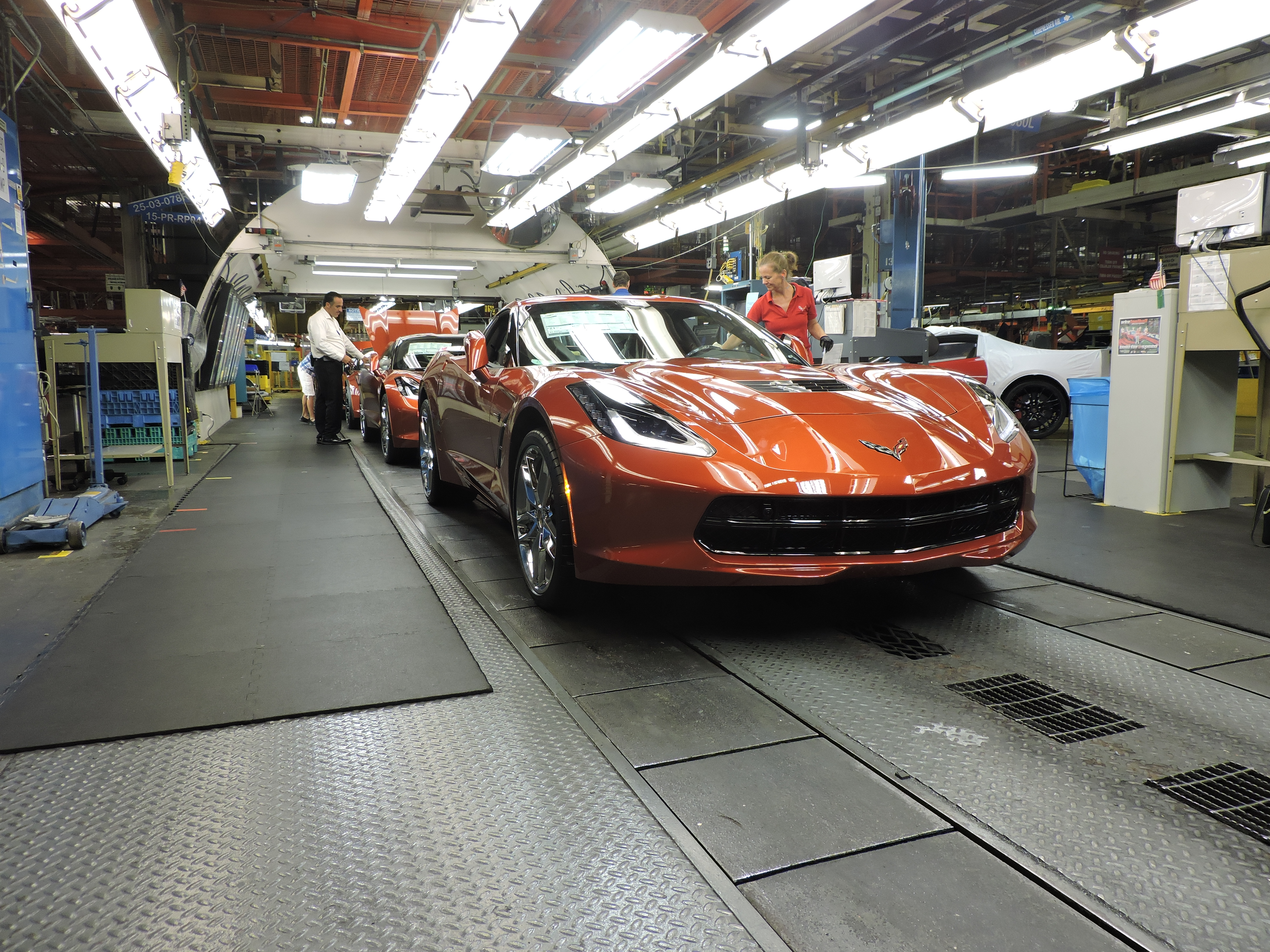 National Corvette Museum >> Four 2016 Colors on the Chopping Block – National Corvette Museum