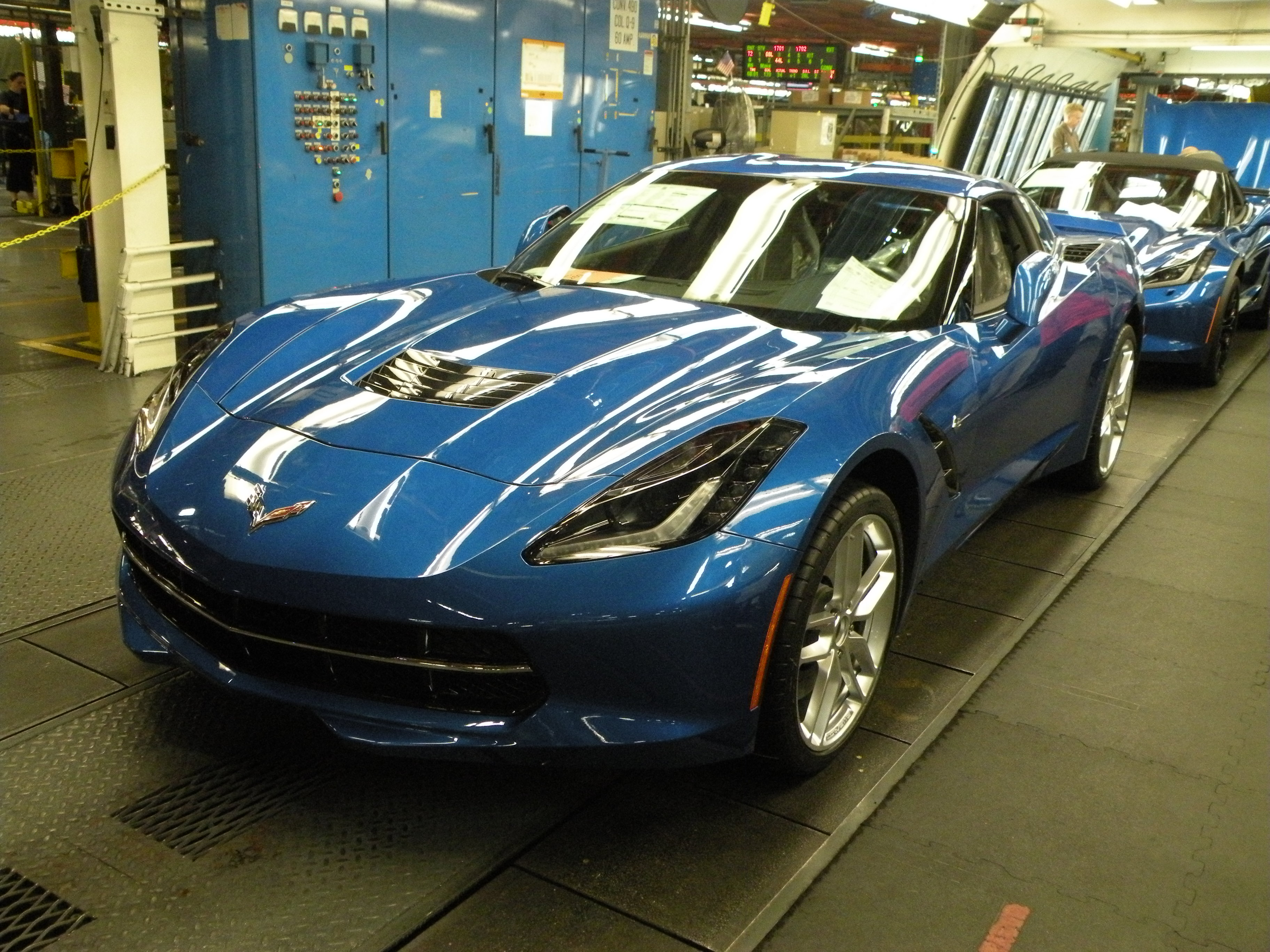 Four 2016 Colors on the Chopping Block – National Corvette ...