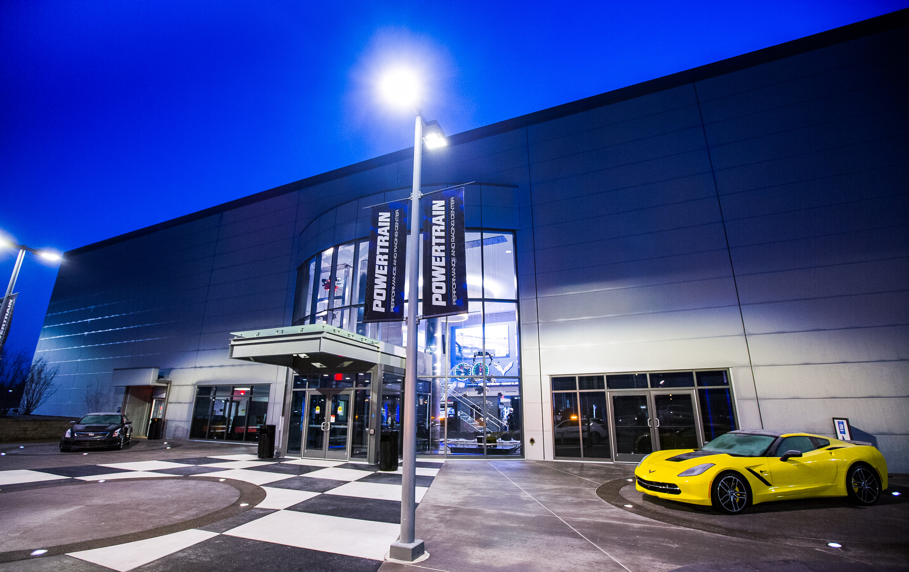 GM Inaugurates New Performance and Racing Center – National