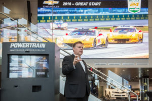 New GM Performance and Racing Center