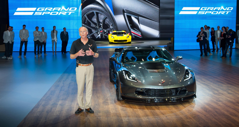 2017 Corvette Grand Sport Has Racing Roots – National