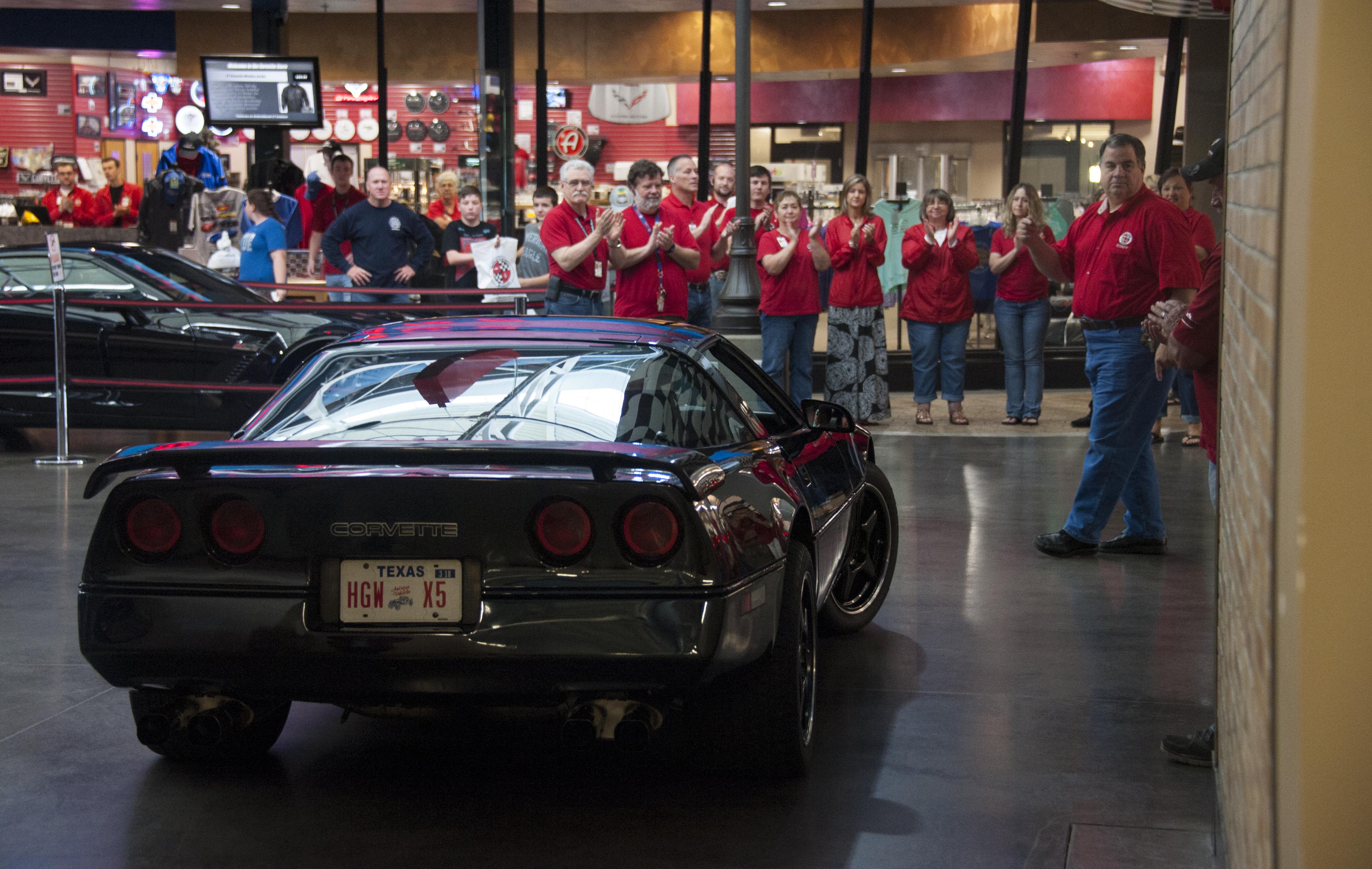 1985 Lingenfelter Corvette Donated – National Corvette Museum