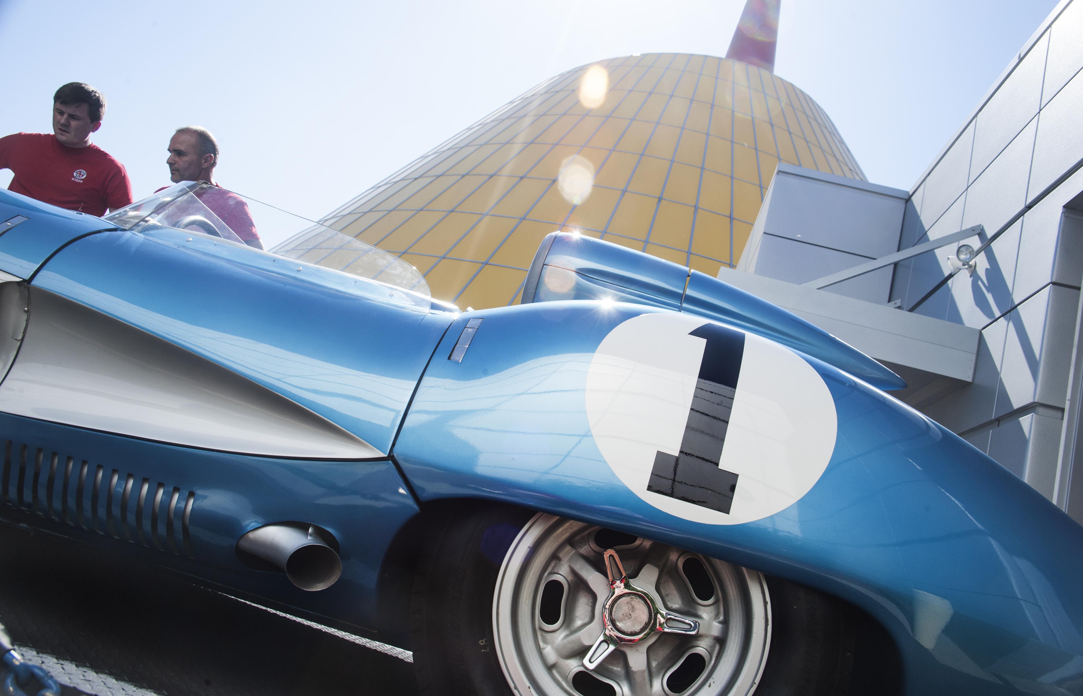 Duntov's Corvette SS