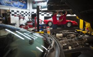 Vehicle Maintenance_Preservation Area 1